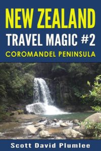book cover: New Zealand Travel Magic #2