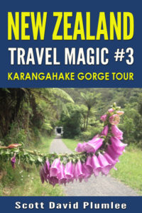 book cover: New Zealand Travel Magic #3