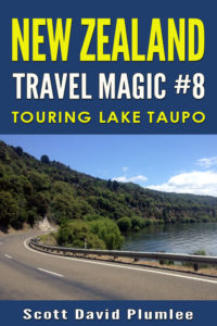 book cover: New Zealand Travel Magic #8