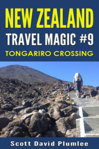 book cover: New Zealand Travel Magic #9