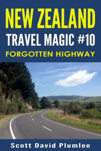 book cover: New Zealand Travel Magic #10