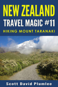 book cover: New Zealand Travel Magic #11