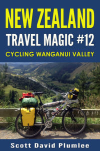 book cover: New Zealand Travel Magic #12