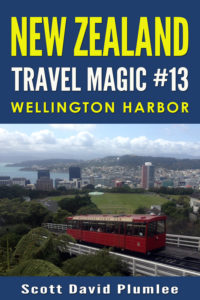 book cover: New Zealand Travel Magic #13