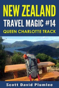 book cover: New Zealand Travel Magic #14