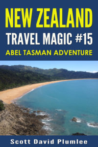 book cover: New Zealand Travel Magic #15