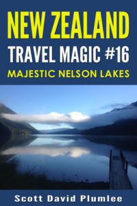 book cover: New Zealand Travel Magic #16
