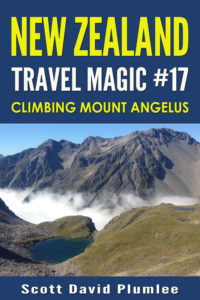 book cover: New Zealand Travel Magic #17