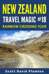 book cover: New Zealand Travel Magic #18