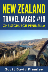 book cover: New Zealand Travel Magic #19