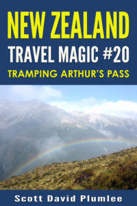 book cover: New Zealand Travel Magic #20
