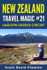 book cover: New Zealand Travel Magic #21