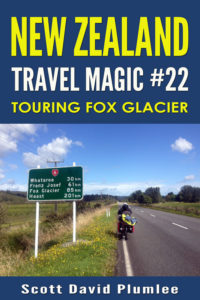 book cover: New Zealand Travel Magic #22