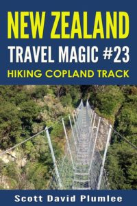 book cover: New Zealand Travel Magic #23