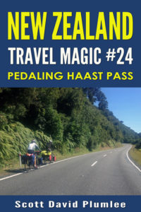 book cover: New Zealand Travel Magic #24