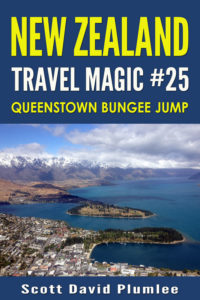 book cover: New Zealand Travel Magic #25
