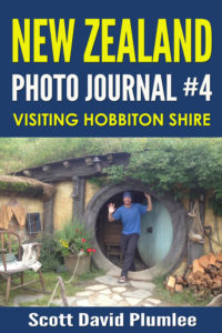 book cover: New Zealand Photo Journal #4