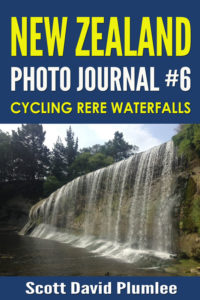 book cover: New Zealand Photo Journal #6
