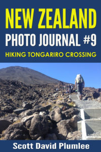 book cover: New Zealand Photo Journal #9
