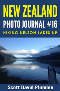book cover: New Zealand Photo Journal #16