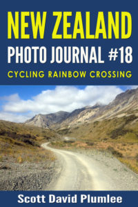 book cover: New Zealand Photo Journal #18