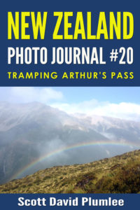 book cover: New Zealand Photo Journal #20
