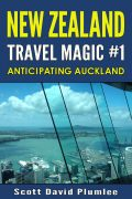 book cover: New Zealand Travel Magic #1
