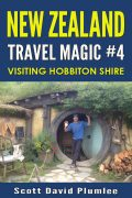 book cover: New Zealand Travel Magic #4