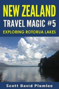 book cover: New Zealand Travel Magic #5