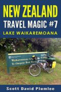 book cover: New Zealand Travel Magic #7